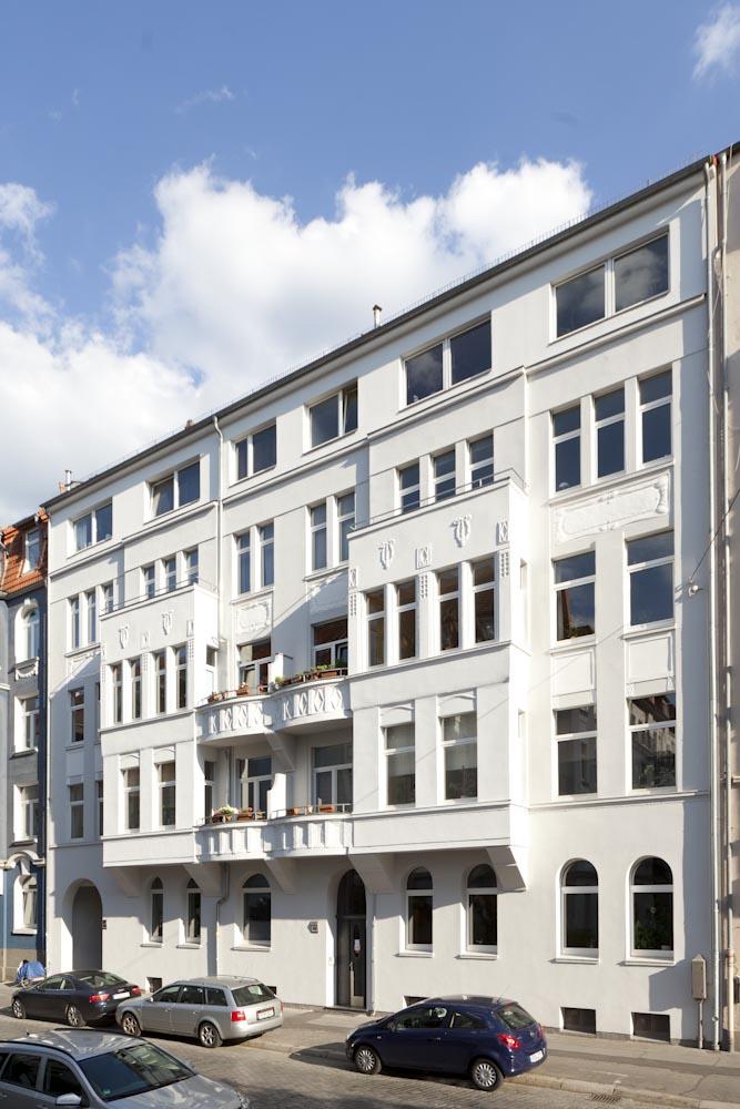 Stilfassade Komplettsanierung Hannover