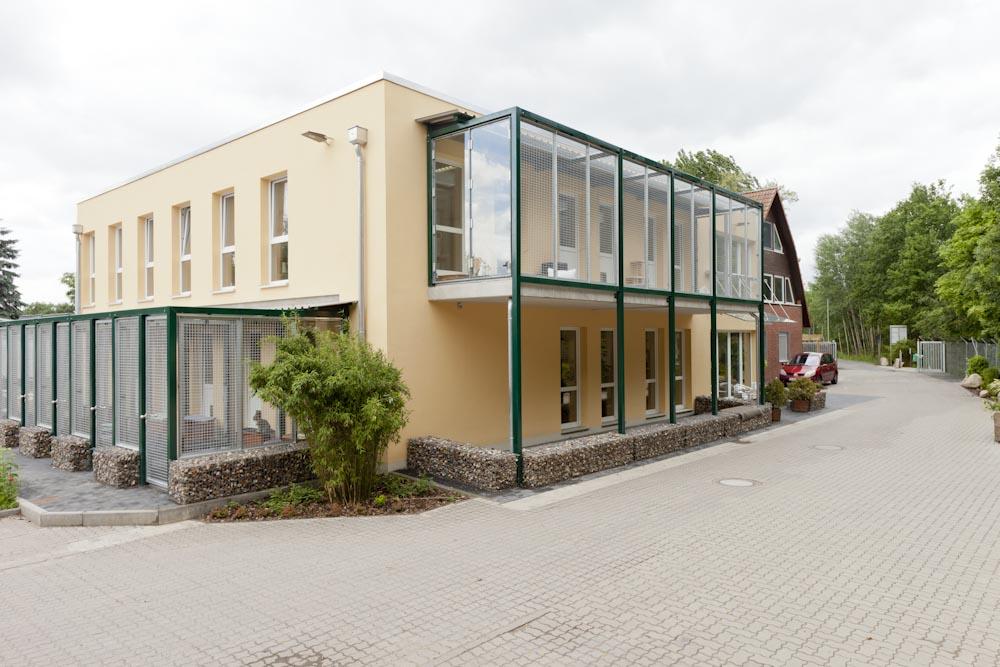 Neubau Wärmedämmung Fassade Hannover