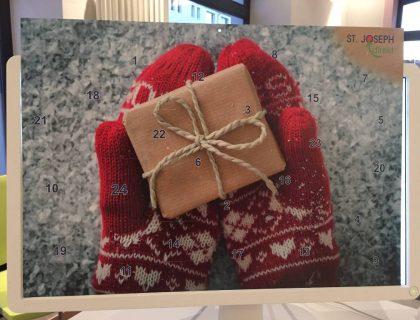 Helfen und gewinnen - Der Adventskalender mit Herz