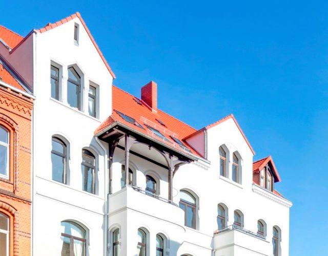 Alte Königin Abgefräst Und Neu Verputzt U2013 Eine Schwere Fassaden OP U2013 Fassade  Sanieren Hannover