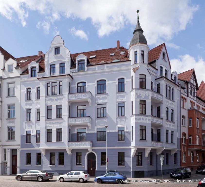 Stilfassade Flidertöne Hannover Moltkeplatz List