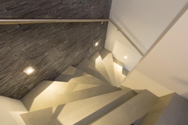 Betonoptik Design Treppenstufen3