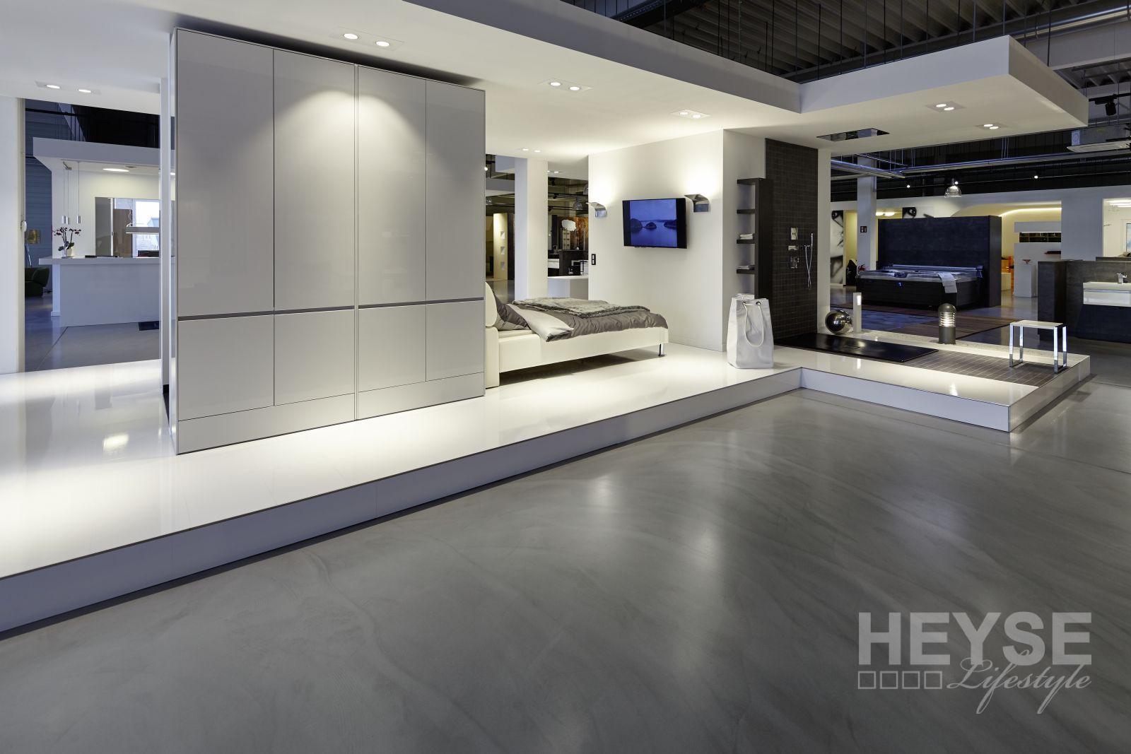 Fußboden Neu Gießen ~ Fugenloser boden designboden spachtelboden betonoptik meinmaler