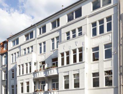MeinMaler - Fassade renovieren | Altbausanierung | Alles aus einer Hand