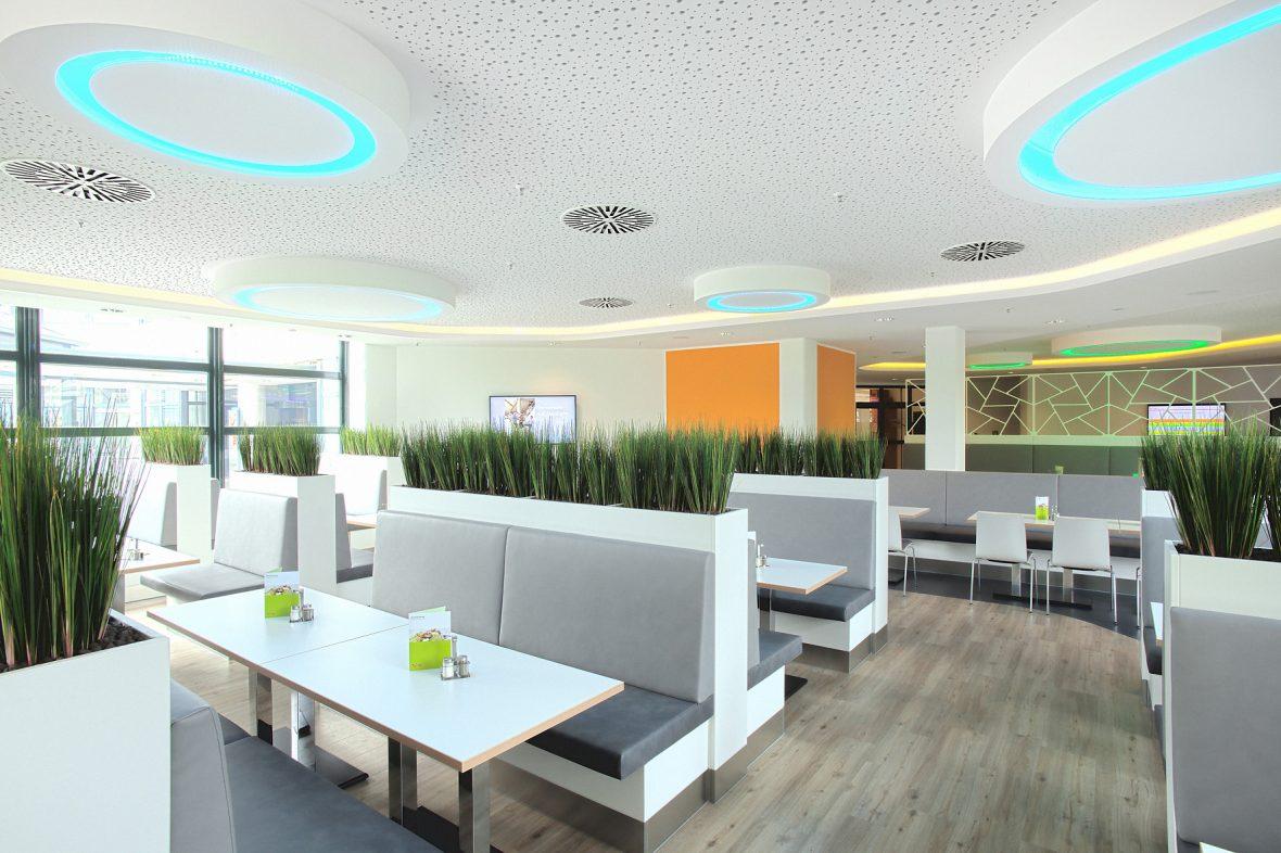 Maler heyse hannover malerarbeiten fassadengestaltung for Raumgestaltung cafe