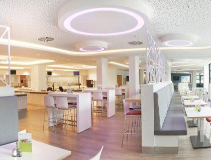 MeinMaler Businesslösungen | Restaurant streichen | Farb- und Raumgestaltung