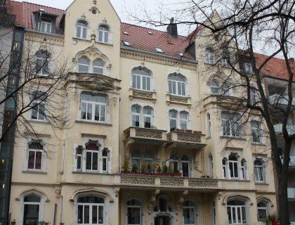 Fassade Stilfassade Altbau Hannover