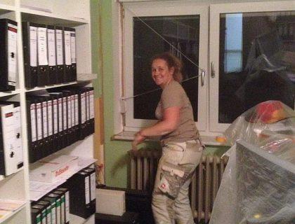 Fläming Malerarbeiten: Büro streichen, Servicemaler, Loesungen, Beelitzer Fischerei