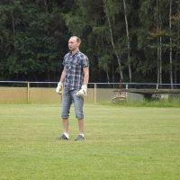 Fläming Malerei - Offizieller Sponsor des TSV Treuenbrietzen - Torwart Manuel