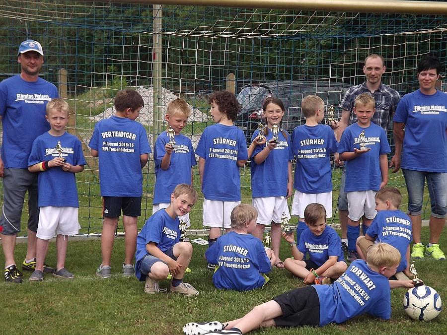 TSV F-Jugend Treuenbrietzen