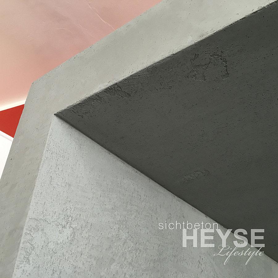 betonoptik inspirierendes ambiente f r sch nes wohnen. Black Bedroom Furniture Sets. Home Design Ideas