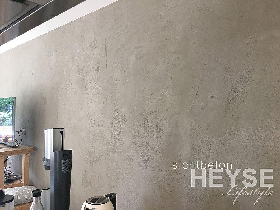 projekt sichtbetonoptik wohnzimmer und k che in hamburg w nde in betonoptik betondesign 004. Black Bedroom Furniture Sets. Home Design Ideas