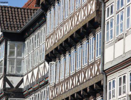 Hannover Altstadt Fachwerkhäuser