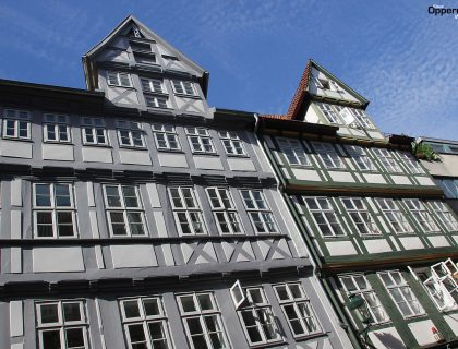 Hannover Altstadt Fachwerhäuser