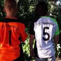 Fläming Malerei - Offizieller Sponsor des TSV Treuenbrietzen - Mannschaftsfoto