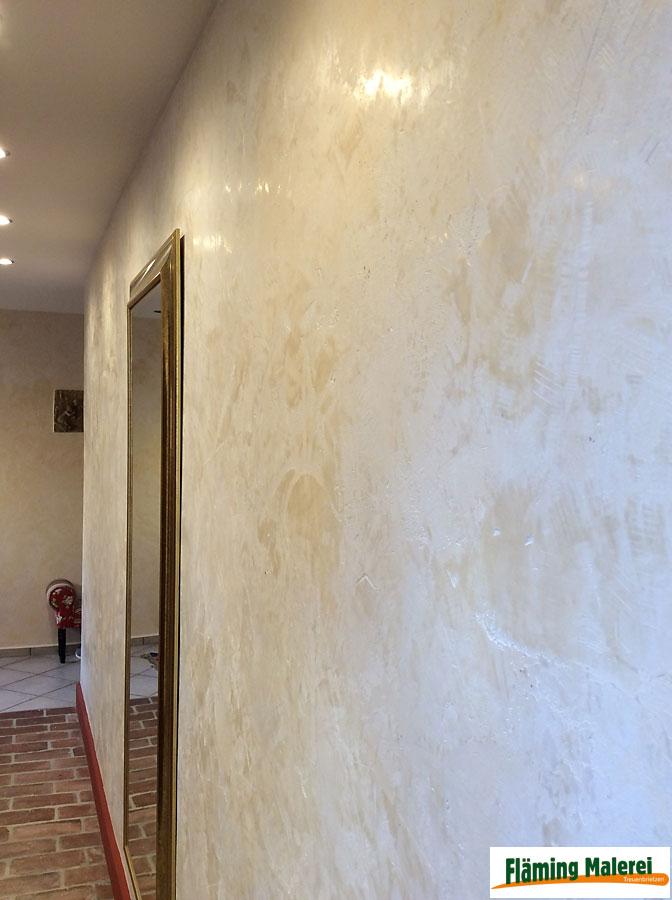 Attraktiv Fläming Malerei Treuenbrietzen Wandgestaltung Mit Volimea +  Kalklasur