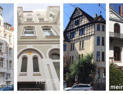 Sanierung Fassaden Hannover Fassadenwettbewerb