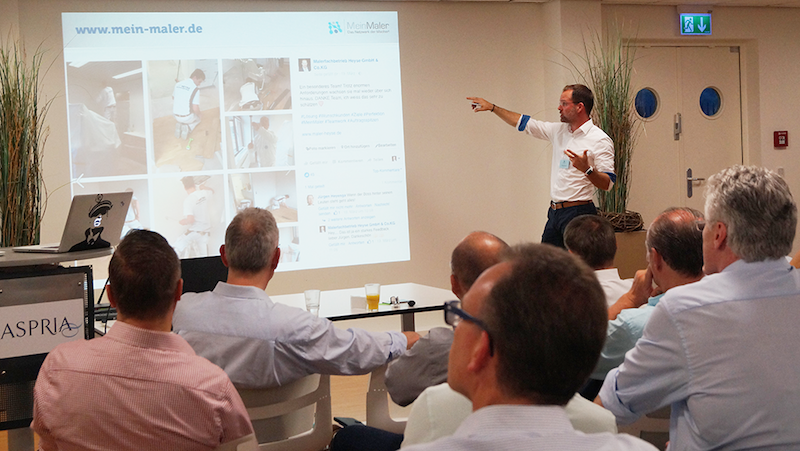 Matthias Social Media – Storytelling als hilfreiche Methode im Recruitingprozess