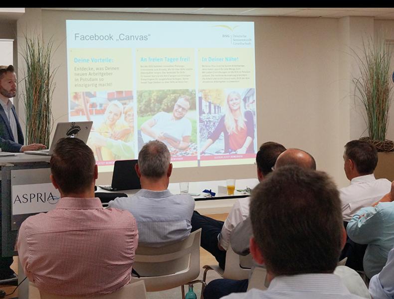 Thomas Weiss - Wandlung des Arbeitgeberimages mithilfe von innovativem Marketing