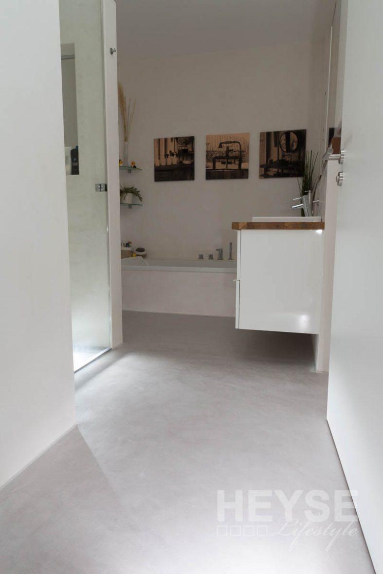 top referenz fugenloser boden im betonlook. Black Bedroom Furniture Sets. Home Design Ideas