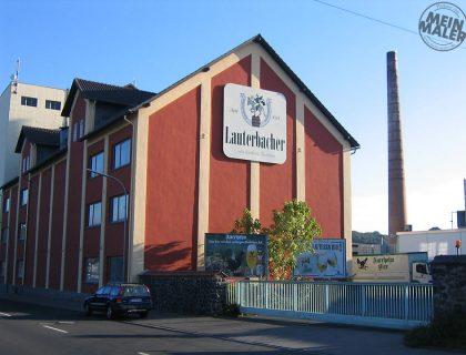 Fassadengestaltung Brauerei Lauterbach