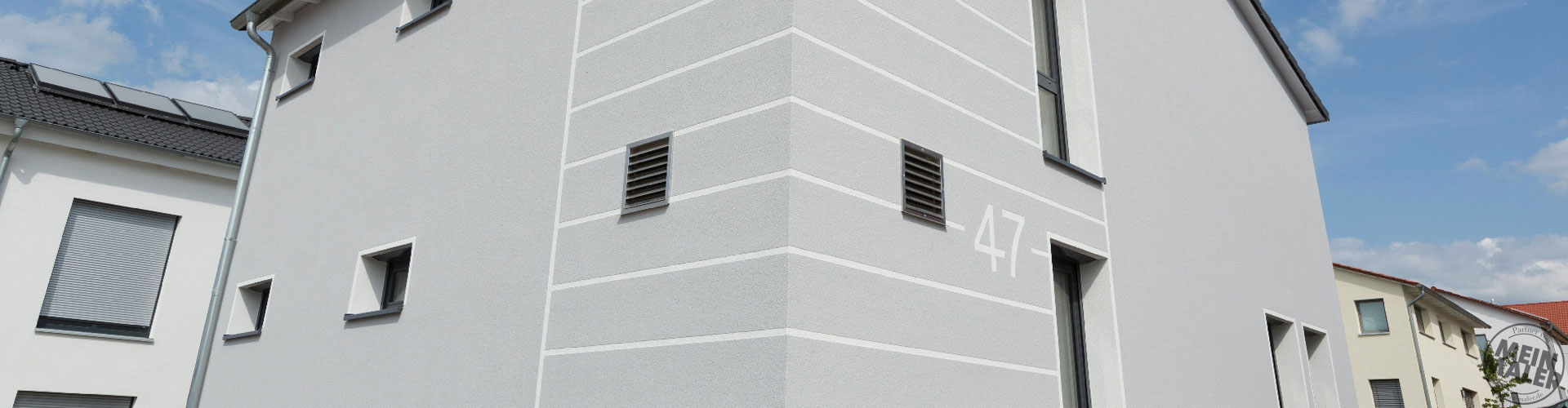 Fassadengestaltung / Wärmedaemmung