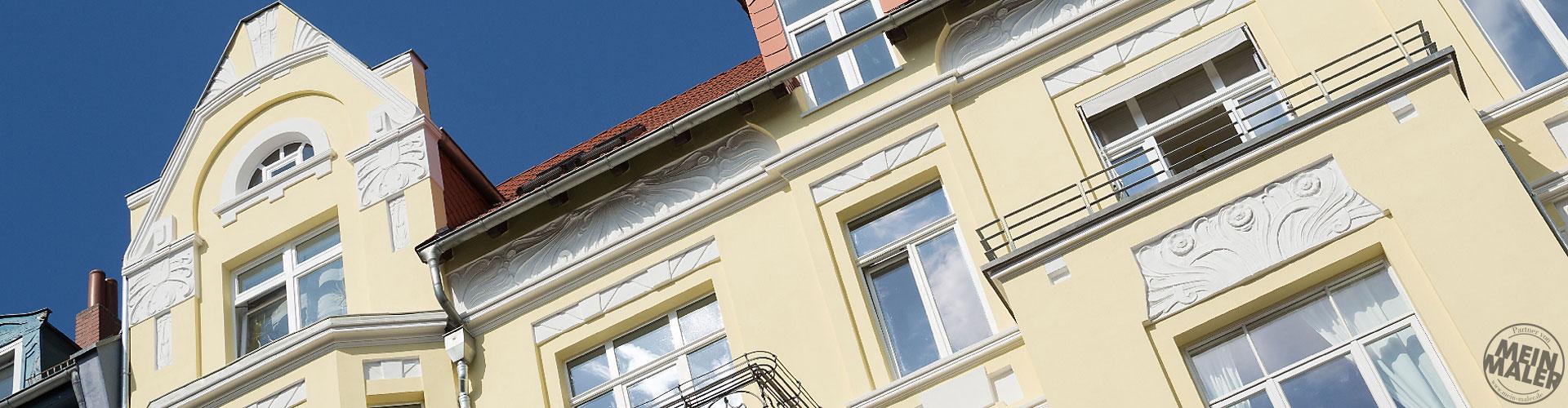 Stilfassaden / Fassadensanierung / Denkmalschutz Hannover, Isernhagen, Burgdorf, Burgwedel, Wunstorf, Garbsen