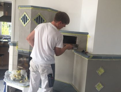 Malerfachbetrieb Fulda Betonoptik