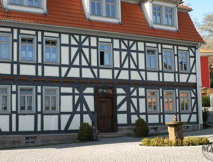 Sanierung Fachwerkhaus Lauterbach Giessen Fulda