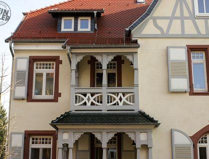 Sanierung Stadtvilla Innen und Aussen Lauterbach Giessen Fulda