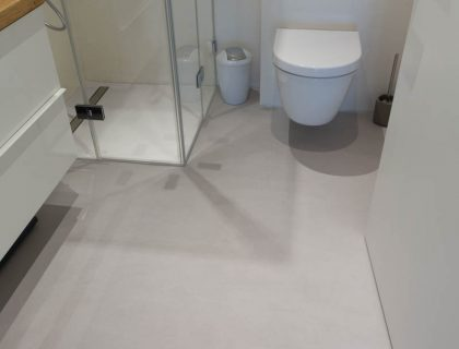 Fußboden Im Betonlook ~ Top referenz u fugenloser boden im betonlook