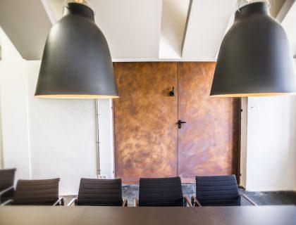 Interieur - Raumgestaltung mit Rostdesign - MeinMaler