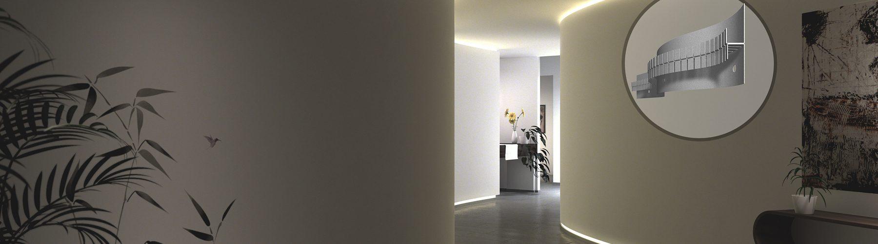 Lovely Elegante Lichtführung Für Stilvolle Raumgestaltungen