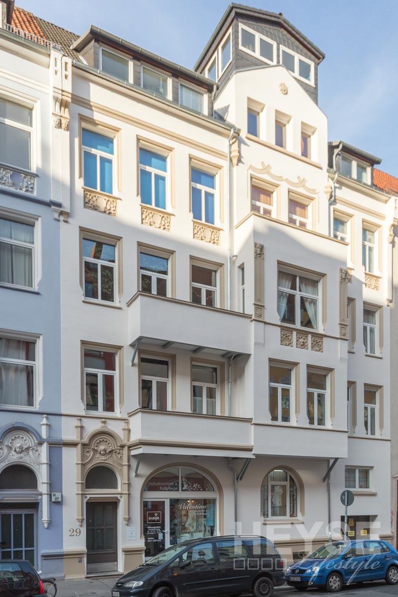 Stillfassade Hannover - Komplettsanierung