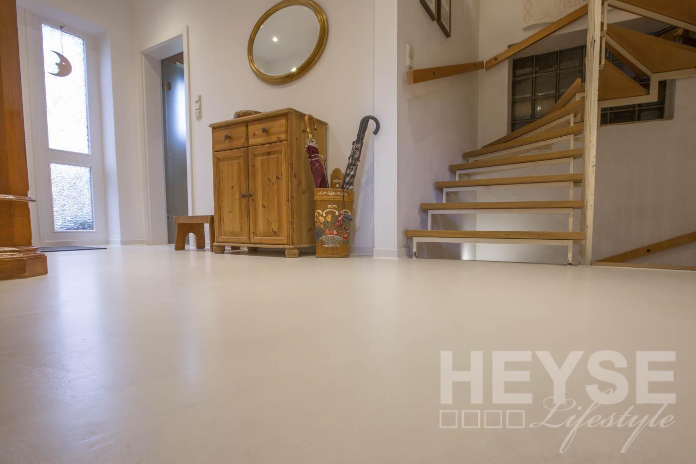 Fußboden Küche Betonoptik ~ Top referenz: designboden mit betonoptik u2013 glatte decken und wände