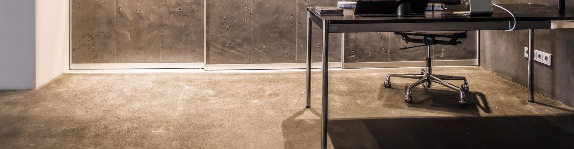 betonoptik betonlook fugenlose b den meinmaler. Black Bedroom Furniture Sets. Home Design Ideas
