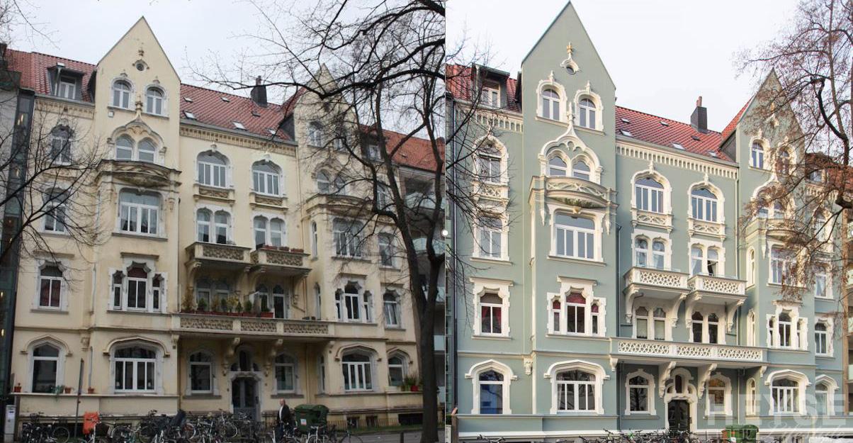 Fassadensanierung Hannover