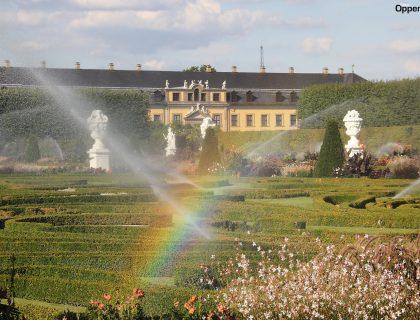 Herrenhäuser Gärten in Hannover