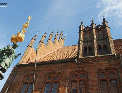 Altes Rathaus in Hannover
