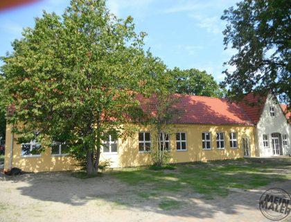 Flaeming-Malerei Treuenbrietzen / Potsdam: Fassadenanstrich