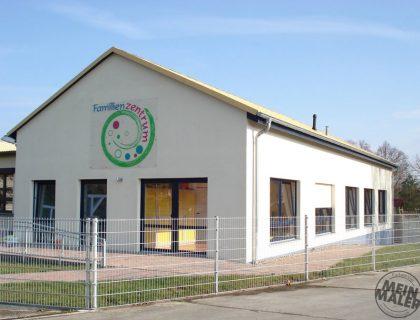 Kita-Gebäude - WDVS Classic- System - Planung: Paul & Störmer GbR Ing.-Büro für Bauplanung
