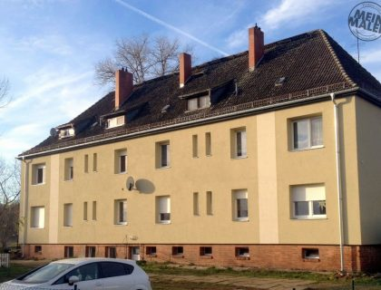 Flaeming-Malerei Treuenbrietzen / Potsdam: Sto Classic WDVS Mehrfamilienhaus