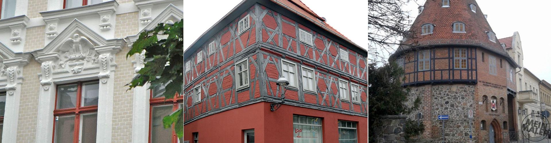 Schutz und Erhaltung von Gebäuden