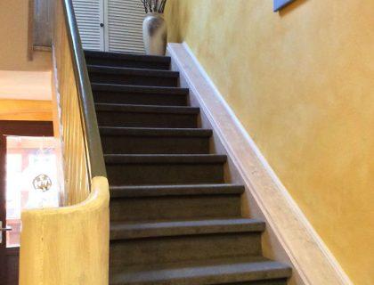 Fläming Malerei Treuenbrietzen: Wohnraumgestaltung, Flur / Treppenhaus