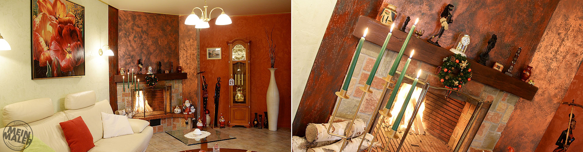 Fläming malerei, treuenbrietzen / potsdam   wandgestaltung ...