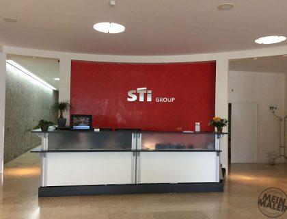 Spachteltechnik für den STi-Empfang in Lauterbach