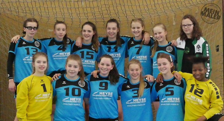#Handball #Bothfeld #Hannover #Damen #Jugend #Sponsoring #MeinMaler #Malerarbeiten #Heyse