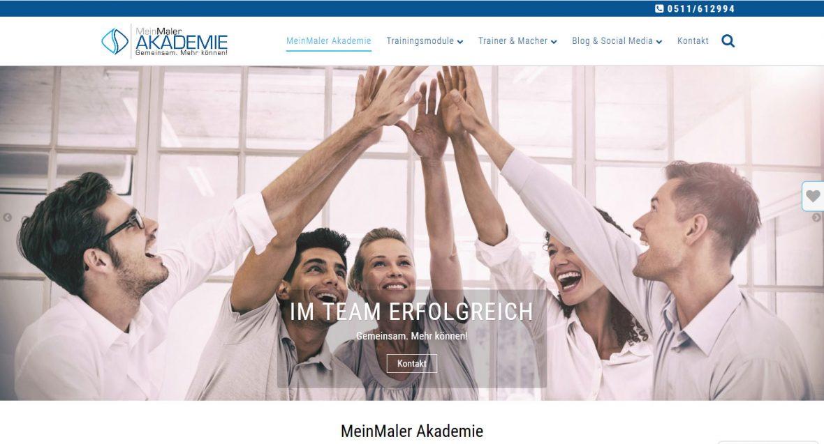 MeinMaler-Akademie Seminare SocialMedia-Marketing Hannover
