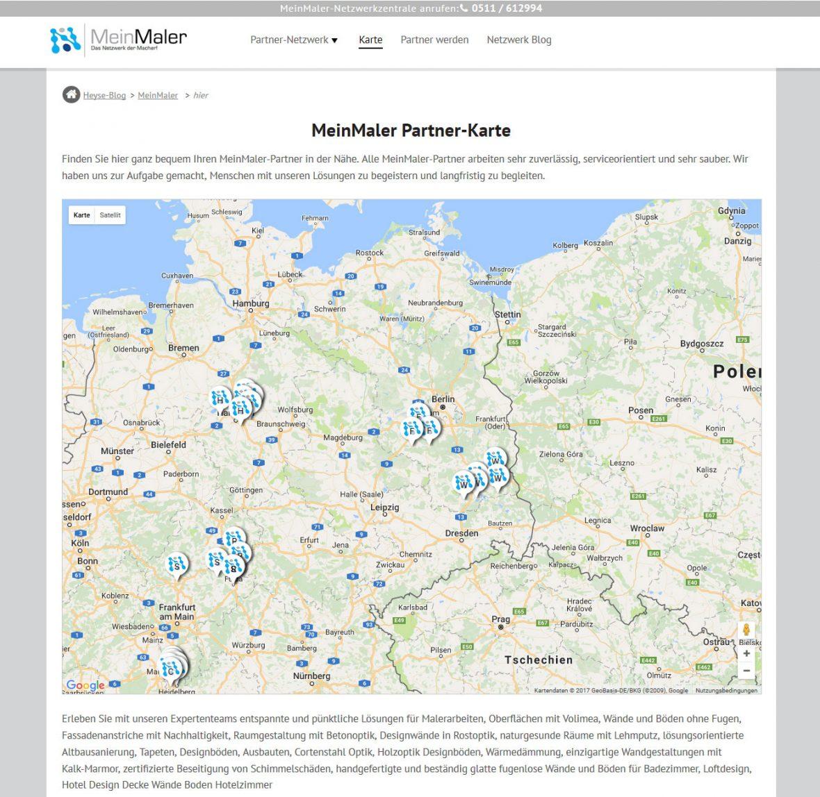MeinMaler Partner-Karte