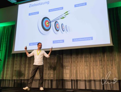Social Media Marketing für das Handwerk Vortrag in Amsterdam / Codex Netzwerk der Besten